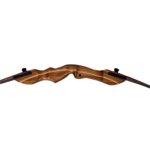 High quality takedown wood recurve bow target shooting practice bow for adults and youth