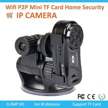 Smallest Mini Finger Wifi IP Camera With Battery