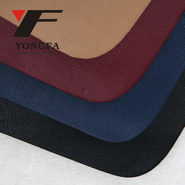 Y45 Insole lining leather fabric pu synthetic leather for shoes