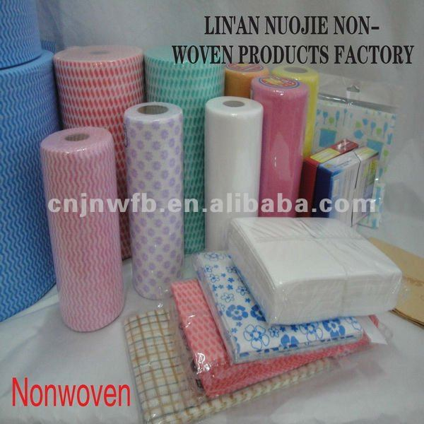 Nonwoven Wipes fabric cloth waterproof