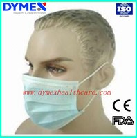 50 x Disposable Surgical Ear Loop Face Dust Mouth Cover Masks