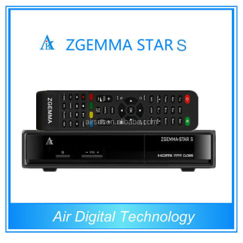Air digital ZGEMMA-STAR S DVB-S2 4.01linux OS HD satellite receiver