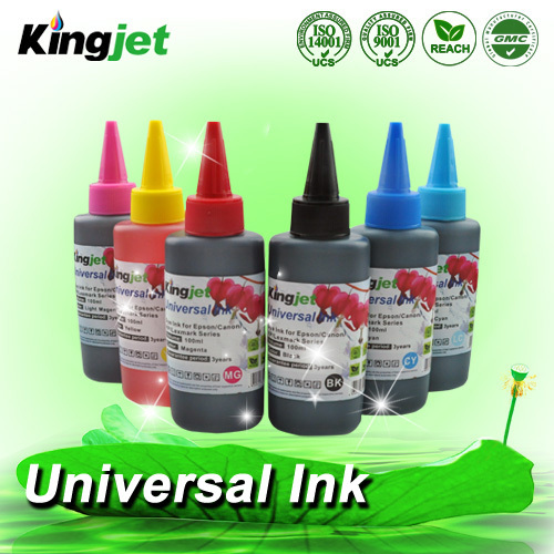 Premium Dye Ink For Desktop Printer Inkjet Cartridge Lm150bk ...