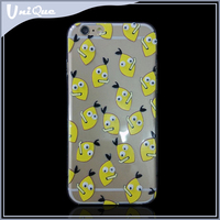 Guangzhou wholesale market silicon case cover for iphone 6 / 5 for huawei ascend p6 mobile phone