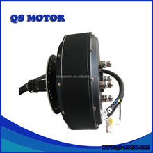 QS Motor 2017 New 1500W 28H Single Shaft Electric Car Hub Motor for Sale 260 Model V1