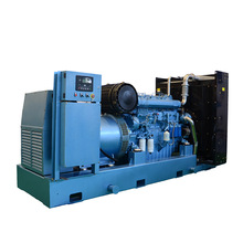 anti corrosion closed cooling 100kw generator head