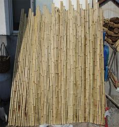 Eco Friendly Feature and Trellis & Gates,Fencing Type bamboo poles fence sale