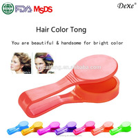 Dexe Hair Chalk hair color tong helps you look amazing in the show time highlight perfomance party