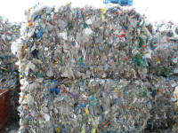 Pet Bottle scrap in bales for sale