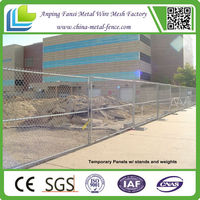 "TEMPORARY PANEL 12FT LONG X 6FT TALL PANELS 1 5/8"" X 16AWG FRAME WITH AN 1 3/8"" X 16AWG VERTICAL AND HORIZONTAL CROSS"