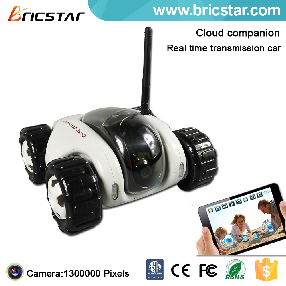 HOT! Iphone Android control spy rc tank with wifi camera wifi control spy tank cloud rover HY0066727
