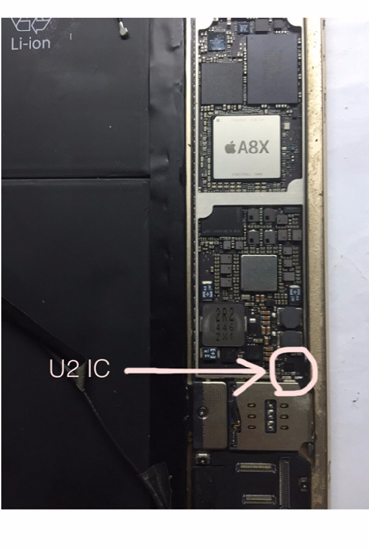 <strong>Good</strong> service USB charging IC <strong>U2</strong> 610A3B for iPhone 6/6 plus