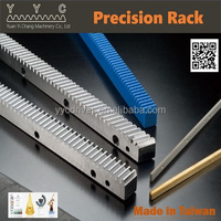 YYC 35 Years Taiwan Supplier High Precision Gear Rack and Pinion Gear Box