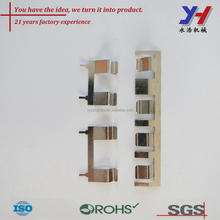 spring steel clip clamp for wooden crate,OEM ODM punched part