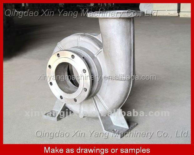 High-quality silicasol casting pump& single stage volute casing centrifugal pumps in mechanical parts&fabrication services