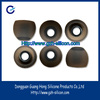 Factory customized in-ear tripple flange silicon ear tips
