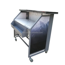 optional colour durable special portable folding bar counter used for hotels