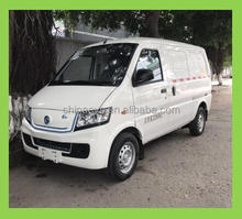 2017 Hot Sales Newest Coming Pure Electric Logistical Cargo Van With Lithium Battery For Long Distance