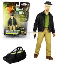 "New in box Mezco Breaking Bad Heisenberg Collectible 6.3"" Toy Action figure"