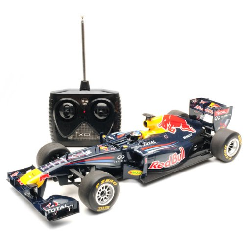 1:18 Sebastian Vettel Red Bull RB7 F1 Racing Car