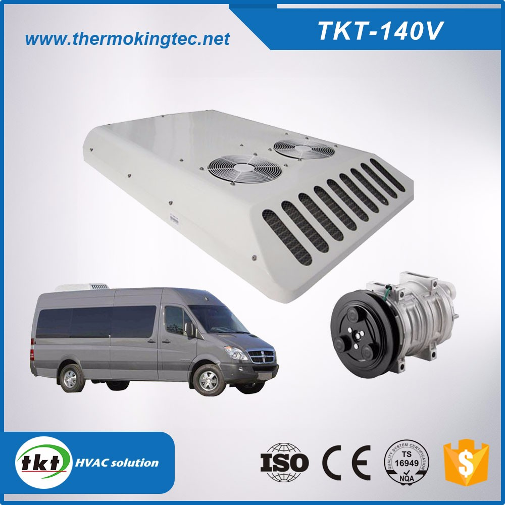 TKT-140V 13KW engine driven van bus system air conditioning