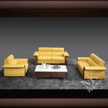 2015 orange color new model sofa sets pictures MT75
