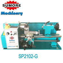 HOT HOBBY!!! metal mini lathe SP2102/C2 mini torno