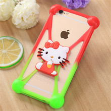 Mobile Accessories Silicone Moblie Phone Case Cellphone Cover Factory