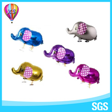 2016 Walking elephant foil balloon for promotion and party decoration or kids'gift and party needs