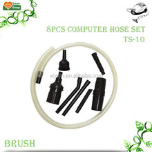 Vacuum Cleaner Parts Of Vacuum Attachment Kit,Computer Keyboard Crevice Tool kit Crevice Cleaning Tool Brush (TS-10)