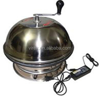 hydroponics bowl stainless steel trimmer spin pro