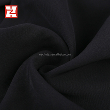 2017 For Home-use free sample high grade plain swiss voile recycled polyester abaya textile fabric