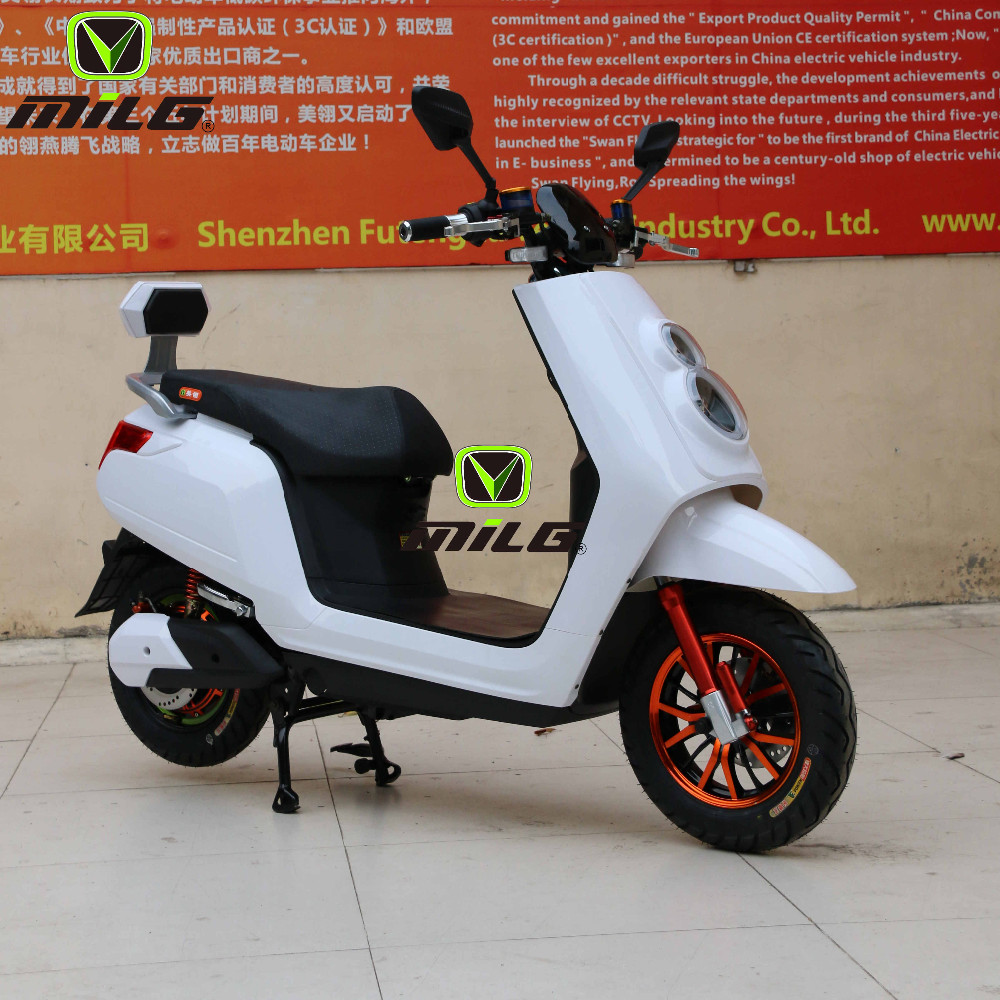 China suppliers 60V15ah hidden lithiun ion batteries 800W motor two wheels electric motorcyles cheap motorcycles for sale