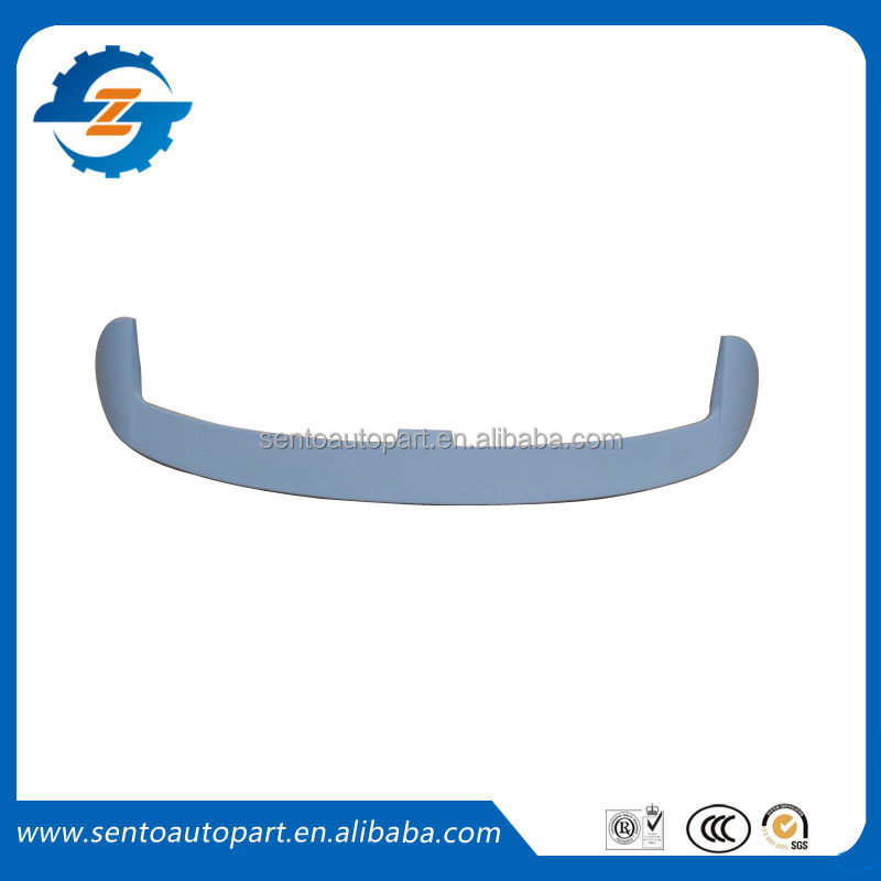 ABS Golf 6 roof spoiler rear wing spoiler for Golf 6