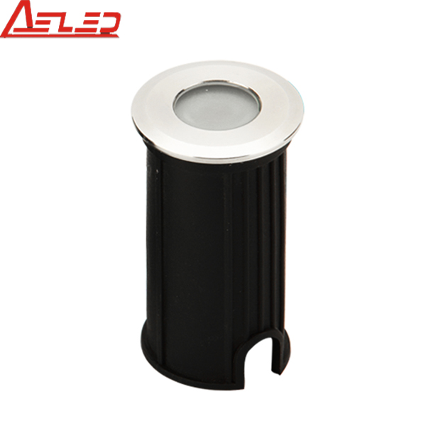 3W Outdoor LED inground Light Waterproof IP67 Underground Lighting 130mm