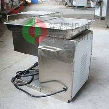 suitable for the catering industry chicken meat cutting machine