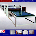 Manufacture fireproof pvc stretch ceiling film equipment ceiling board making machine
