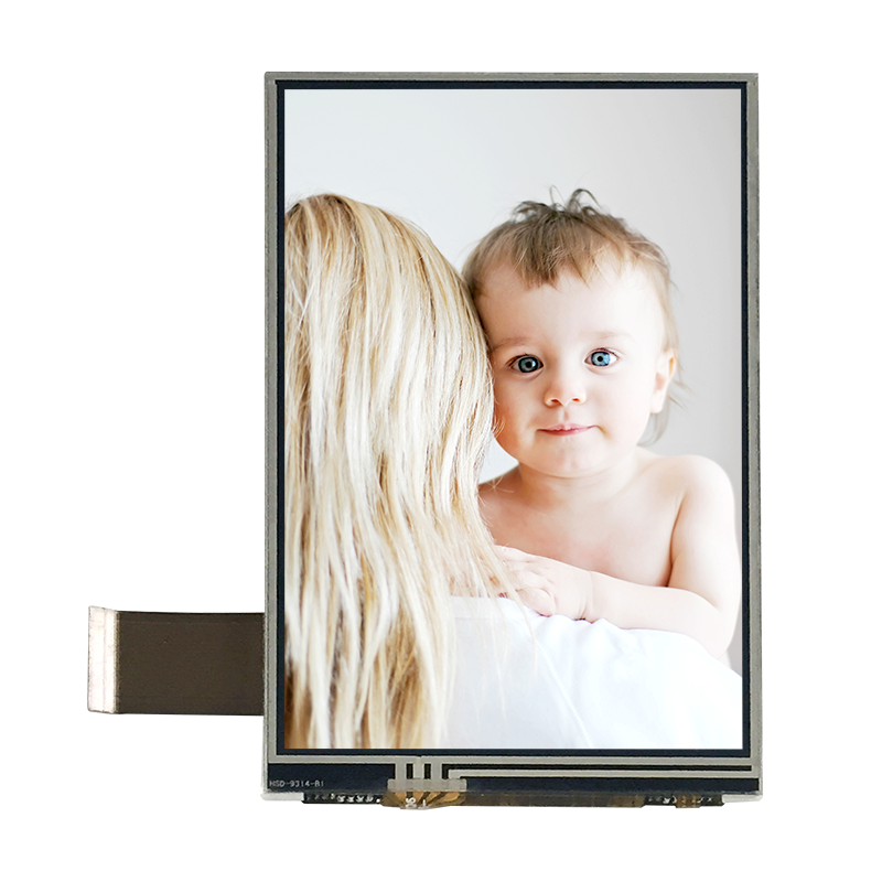 4 inch 480*800 with touch screen built in RGB 24 BIT interface TFT LCD panel