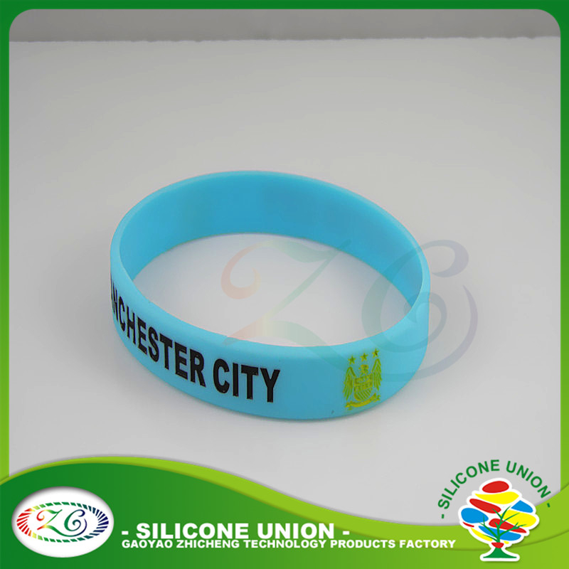 Bangles,Bracelets Dbossed Type and Silicone Jewelry Main Material silicone bracelets