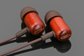 DZAT DF-10 Wooden IEMs HiFi Dynamic Earphones with Microphone