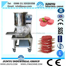 small ground beef patty forming machine
