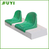Best price comfortable fixed plastic moulded seat with low price IPM-3200