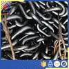 Marine Black Painted CM490 CM690 Stud link used anchor chain