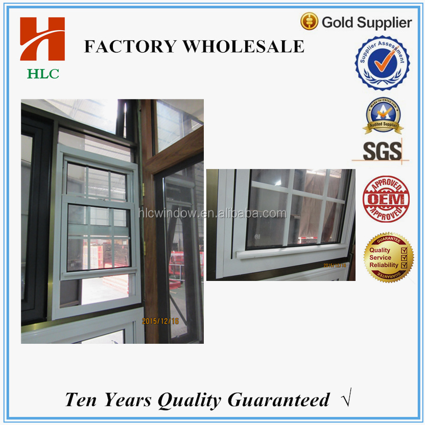 foshan factory good price aluminium sash window