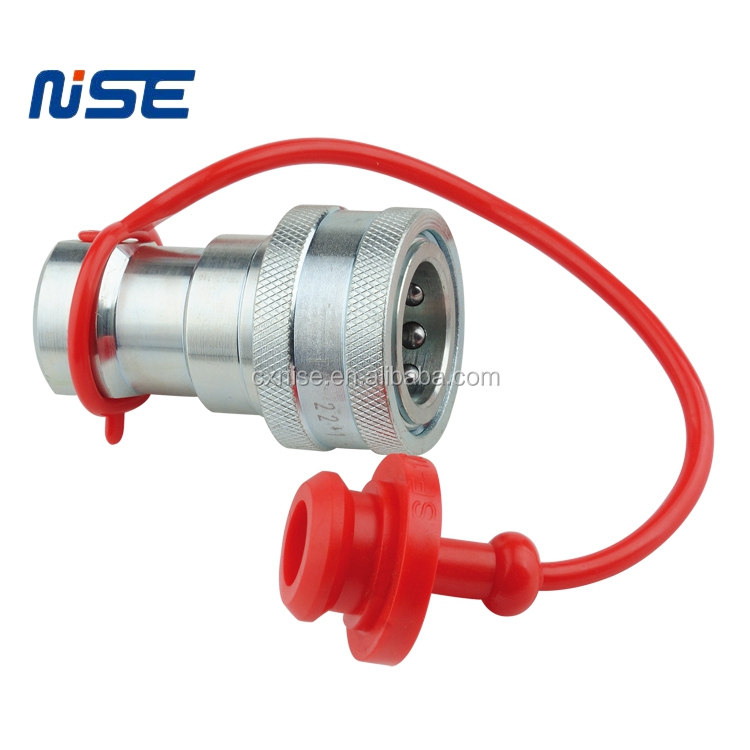 Agricultural Tractors and Machinery trailer excavator harvester machine quick coupling hydraulic quick coupler