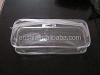 Cheap factory clear pvc plastic bag/cosmetic bag