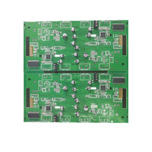 TV set top box pcb circuit board SMT assembly