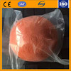 DN150 concrete pump blow out balls, concrete pump rubber cleaning ball