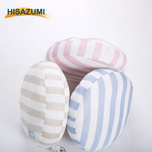 Colorful cool feeling Hisazumi floor cushion round