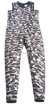 Camo Neoprene Fishing Pants